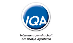 Logo der IQA