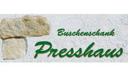 Logo vom Buschenschank Presshaus