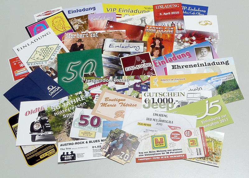 """<span class=""""fancy-title"""">Auswahl an Einladungen</span>"""