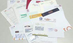 Fotos von Geschäftsdrucksorten die von der Otto Stutzig Werbeagentur erstellt wurden