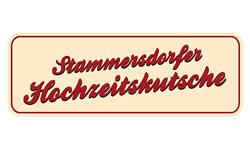 Logo der Stammersdorfer Hochzeitskutsche