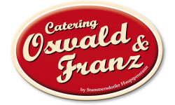 Logo vom Oswald & Franz Catering